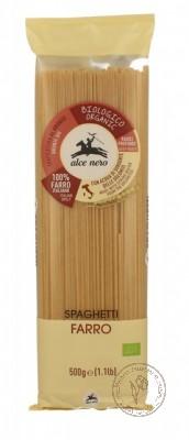 Alce Nero Макароны Spaghetti из пшеницы Полба (спельта), 500 гр.