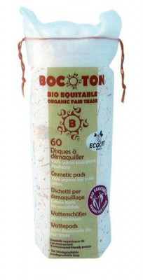 Bocoton Ватные круглые диски, 60 шт.