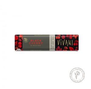 Vivani Шоколад темный с вишней, 35 гр.
