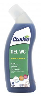 Ecodoo Гель WC для чистки сантехники с противоизвестковым действием, 750 мл.