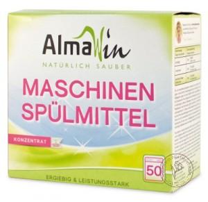 Almawin Средство для мытья посуды (для посудомоечных машин), 1.25 кг.