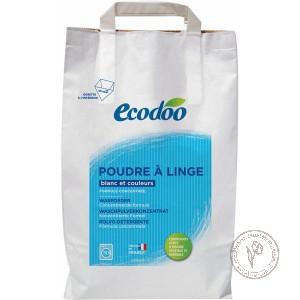Ecodoo Порошок для стирки белья (для белого и цветного), 3 кг.