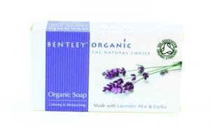 Bentley Organic Мыло успокаивающее, 150 гр.