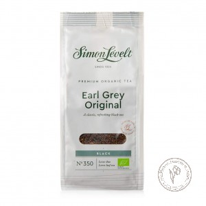 Simon Levelt Чай черный *Earl Grey India*, 90 гр.