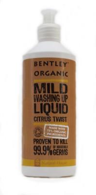 Bentley Organic Жидкость для мытья посуды, 500 мл.