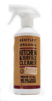 Bentley Organic Очиститель кухонных поверхностей, 500 мл.