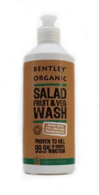 Bentley Organic Жидкость для мытья овощей и фруктов, 500 мл.