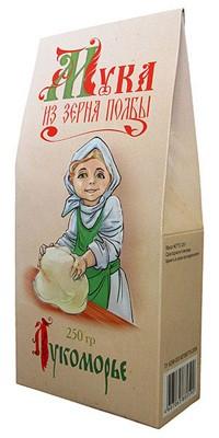Беловодье Мука из зерна полбы (спельты), 250 гр.
