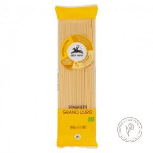 Alce Nero Макароны Spaghetti из твердых сортов пшеницы, 500 гр.