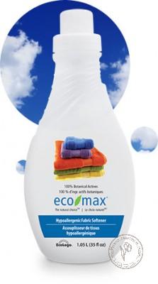 Eco-Max Гипоаллергенный  кондиционер для белья, 1,05 л.