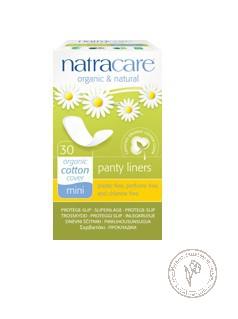 Natracare Прокладки гигиенические на каждый день Дышащие, 30шт.