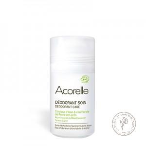 Acorelle Минеральный освежающий дезодорант *Луговые цветы*, 50 мл.