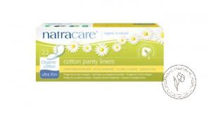 Natracare Прокладки гигиенические на каждый день ультратонкие из БИО-хлопка, 22 шт.
