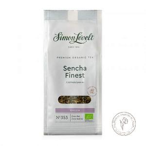 Simon Levelt Чай зеленый *Sencha Finest*, 90 гр.