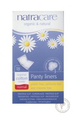 Natracare Прокладки гигиенические на каждый день в индивидуальной упаковке, 18 шт.