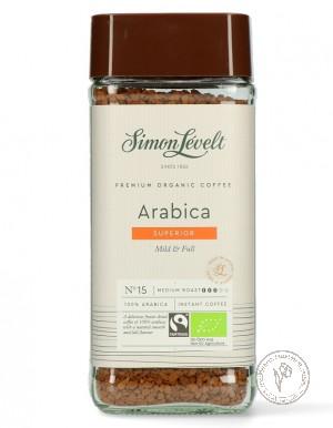 Simon Levelt Кофе натуральный растворимый *Arabica*, 100 гр.
