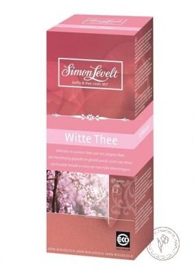 Simon Levelt Чай зеленый байховый *Witte Thee*, 38,5 гр.