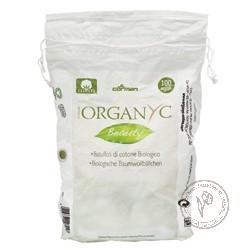 Organyc Ватные шарики из органического хлопка, 100 шт.