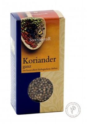 Sonnentor Кориандр в зернах, 35 гр.