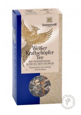 Sonnentor Белый чай с имбирем и травами, 70 гр.