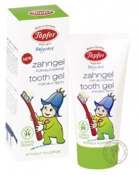 Topfer Детская зубная паста для молочных зубов, 50 мл.