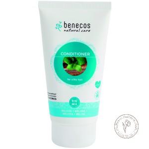 Benecos Кондиционер для волос Мелиса, 150 мл.