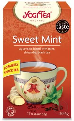 Yogi Tea Чай *Сладкая мята*, 30,6 гр.