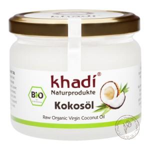 Khadi Кокосовое масло «Кади био» для тела и волос, 250 мл