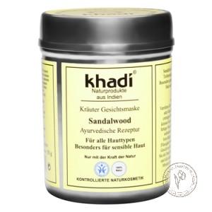Khadi Маска для лица «Сандаловое дерево», 50 гр.