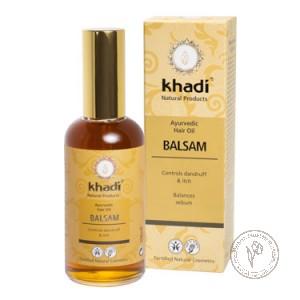 Khadi Масло для волос «Бальзам», 100 мл.