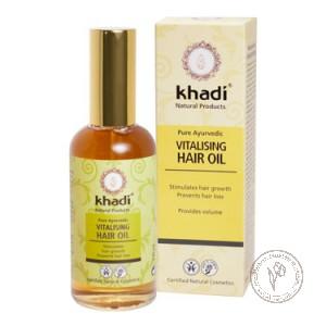 Khadi Масло для волос витализирующее, 100 мл.