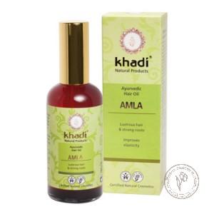 Khadi Масло для волос «Амла», 100 мл.