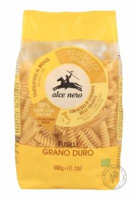 Alce Nero Макароны Fusilli из твердых сортов пшеницы, 500 гр.