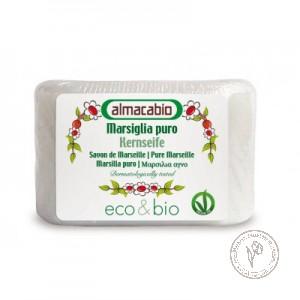 Almacabio Мыло для стирки Марсельское, 250 гр.