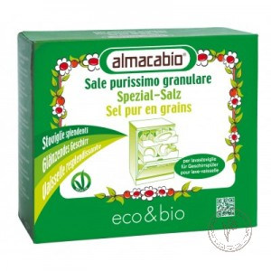 Almacabio Соль для посудомоечных машин, 1 кг.