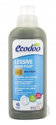 Ecodoo Универсальное жидкое средство для стирки белья с мылом ALEP, 750 мл.