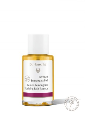 Dr.Hauschka Средство для ванн *Лимон и Лемонграсс*, 30 мл.