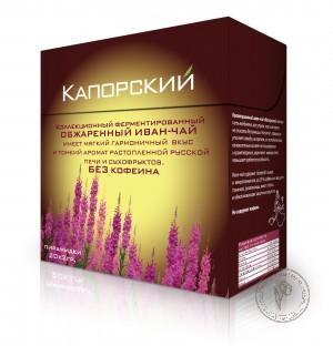Капорский Иван-чай *Обжаренный*, 40 гр.