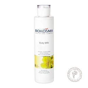 Biokosma Молочко для тела «Вечерняя примула», 250 мл.