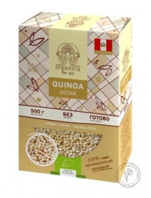 Organica for all Киноа, 500 гр.