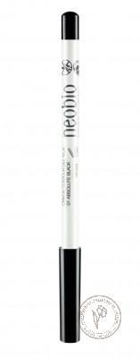NeoBio Карандаш для глаз № 01 черный, 1,1 гр.
