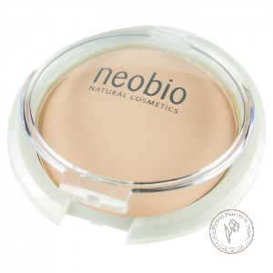 NeoBio Компактная пудра № 01 светло-бежевая, 10 гр.