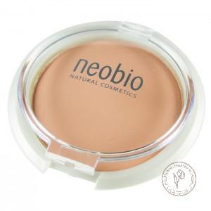 NeoBio Компактная пудра № 02 бежевая, 10 гр.