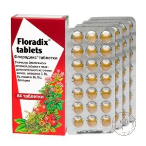 Salus Флорадикс таблетки, 84 таблетки