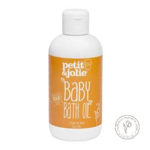 Petit and Jolie Масло для ванны для младенцев, 200 мл.