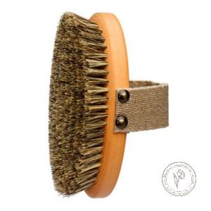Forster's Массажная щетка из древесины и натуральной щетины