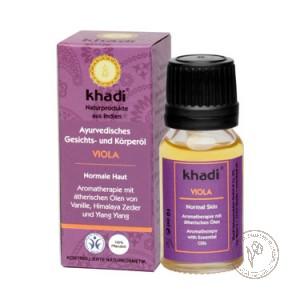 Khadi Масло для лица и тела «Виола», 10 мл.
