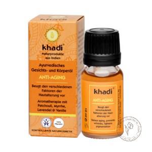 Khadi Масло для лица и тела «Анти-Эйдж», 10 мл.