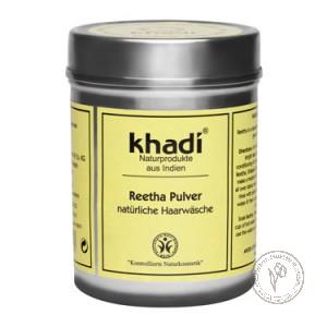 Khadi Порошок-маска для волос «Мыльный орех», 150  гр.