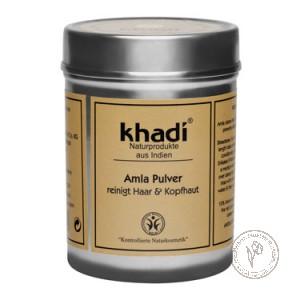 Khadi Порошок-маска для волос «Амла», 150  гр.